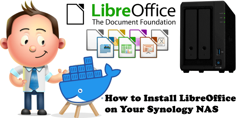 How to Install LibreOffice on Your Synology NAS