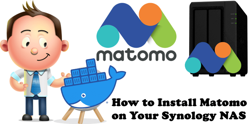 How to Install Matomo on Your Synology NAS