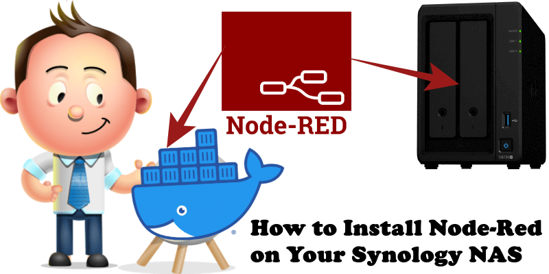 How to Install Node-Red on Your Synology NAS
