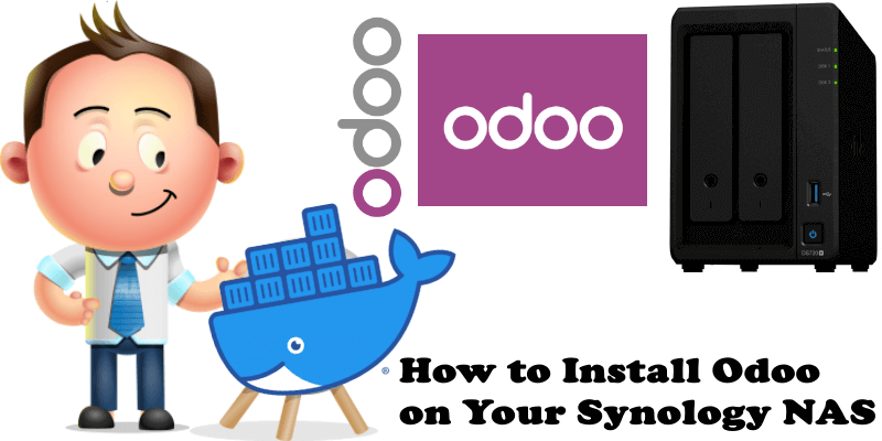 How to Install Odoo on Your Synology NAS