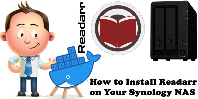 How to Install Readarr on Your Synology NAS