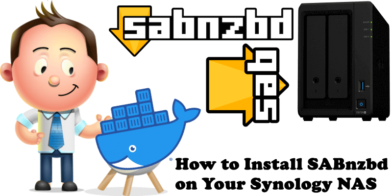 How to Install SABnzbd on Your Synology NAS