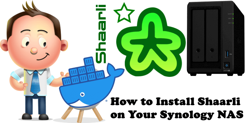 How to Install Shaarli on Your Synology NAS