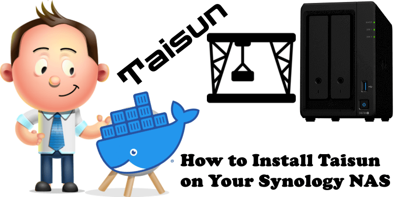 How to Install Taisun on Your Synology NAS