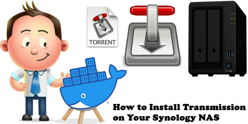 How to Install Transmission on Your Synology NAS