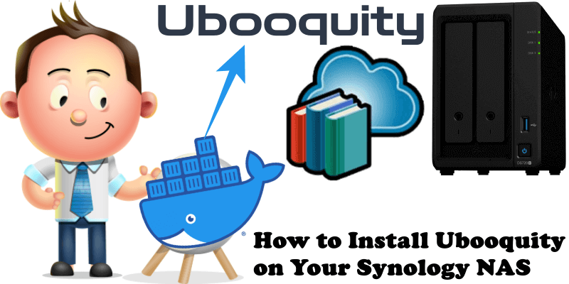 How to Install Ubooquity on Your Synology NAS