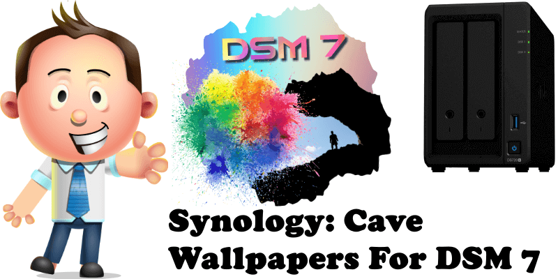 Synology Cave Wallpapers For DSM 7