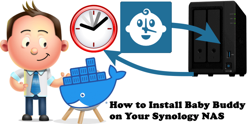How to Install Baby Buddy on Your Synology NAS