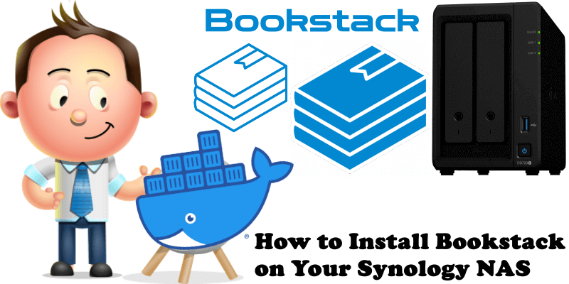 How to Install Bookstack on Your Synology NAS