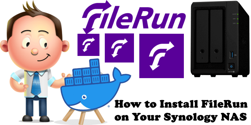 How to Install FileRun on Your Synology NAS