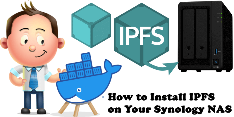 How to Install IPFS on Your Synology NAS