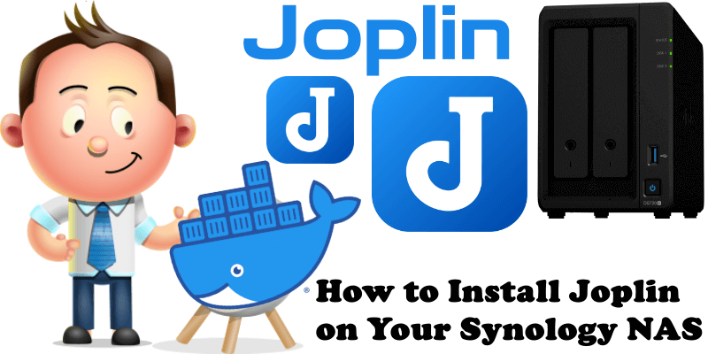 How to Install Joplin on Your Synology NAS