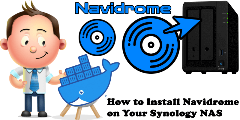 How to Install Navidrome on Your Synology NAS