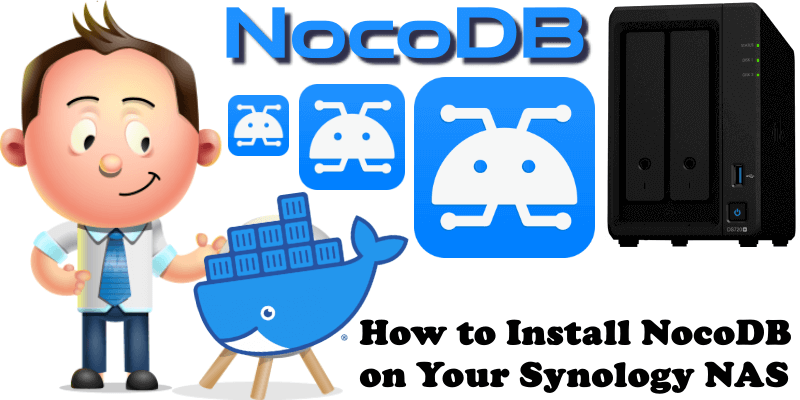 How to Install NocoDB on Your Synology NAS