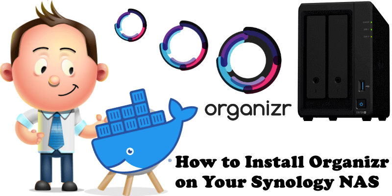 How to Install Organizr on Your Synology NAS