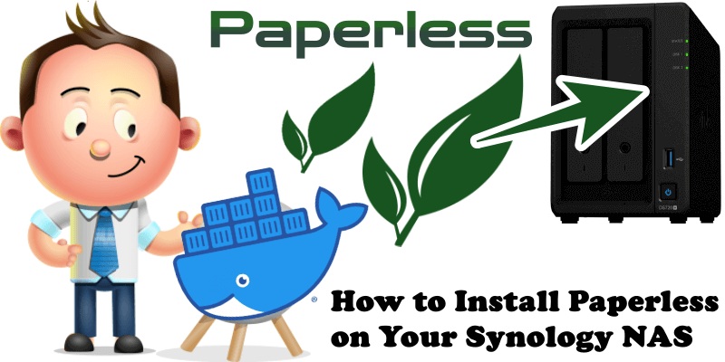 How to Install Paperless on Your Synology NAS
