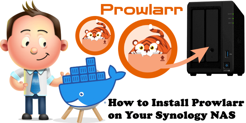 How to Install Prowlarr on Your Synology NAS