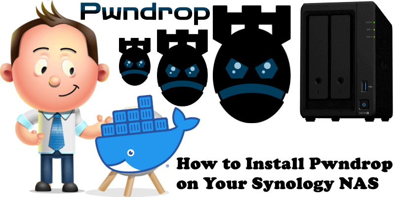 How to Install Pwndrop on Your Synology NAS