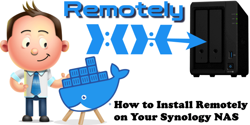 How to Install Remotely on Your Synology NAS