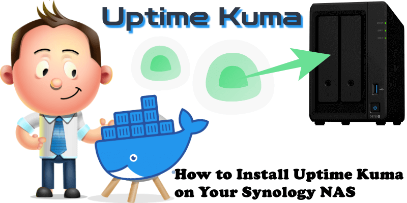 How to Install Uptime Kuma on Your Synology NAS
