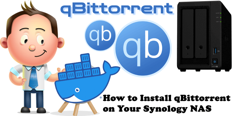 How to Install qBittorrent on Your Synology NAS