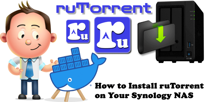 How to Install ruTorrent on Your Synology NAS