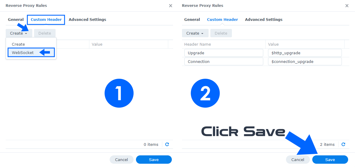 Rancher Synology NAS Set up 8