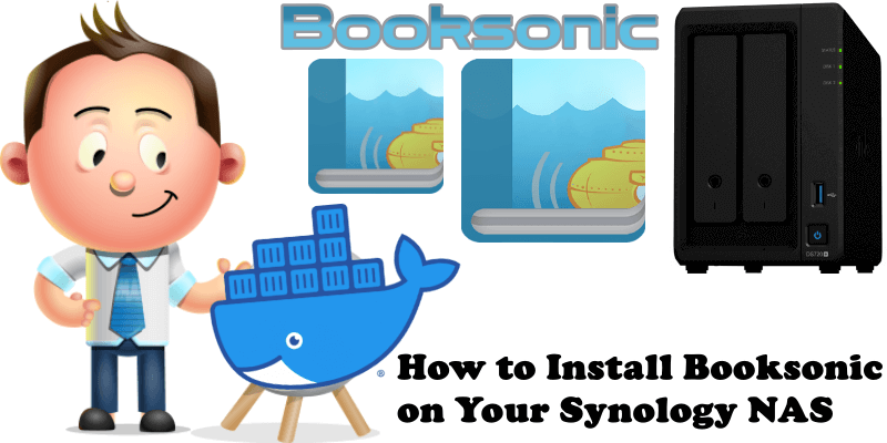 How to Install Booksonic on Your Synology NAS