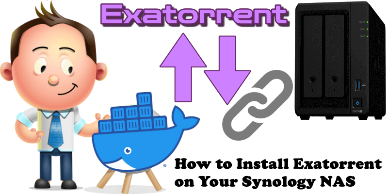 How to Install Exatorrent on Your Synology NAS