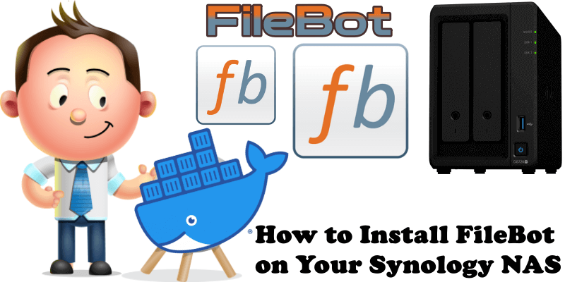 How to Install FileBot on Your Synology NAS