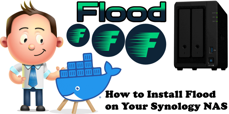 How to Install Flood on Your Synology NAS