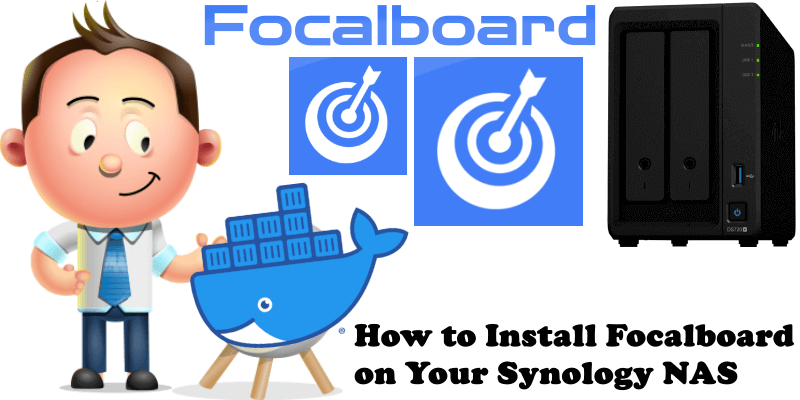 How to Install Focalboard on Your Synology NAS