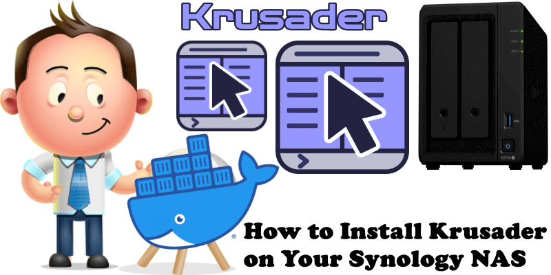 How to Install Krusader on Your Synology NAS