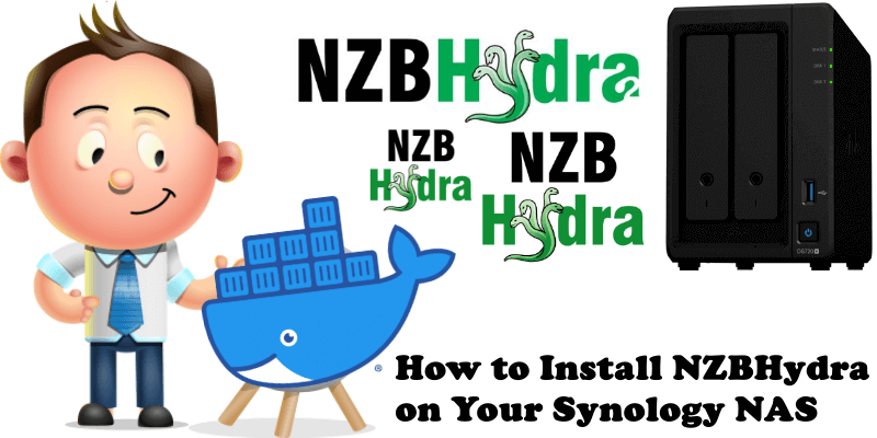 How to Install NZBHydra on Your Synology NAS