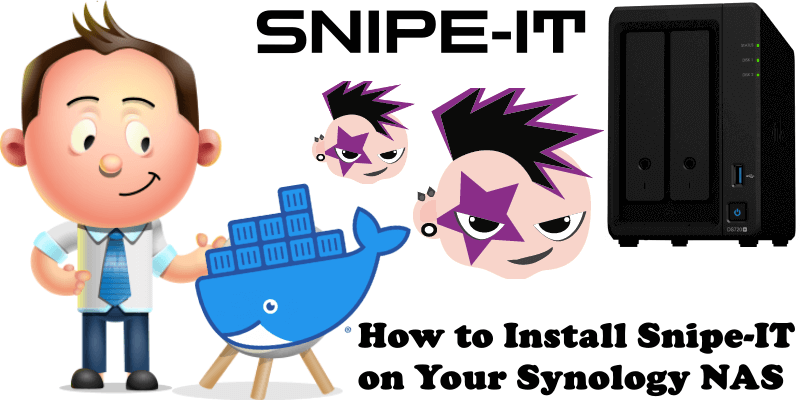 How to Install Snipe-IT on Your Synology NAS