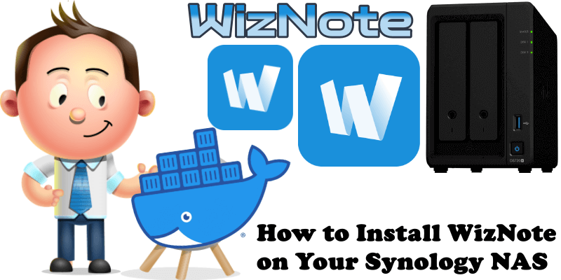How to Install WizNote on Your Synology NAS