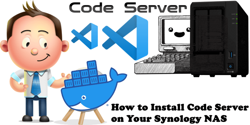 How to Install Code Server on Your Synology NAS