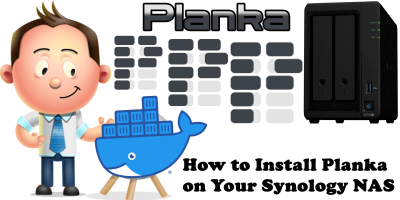 How to Install Planka on Your Synology NAS