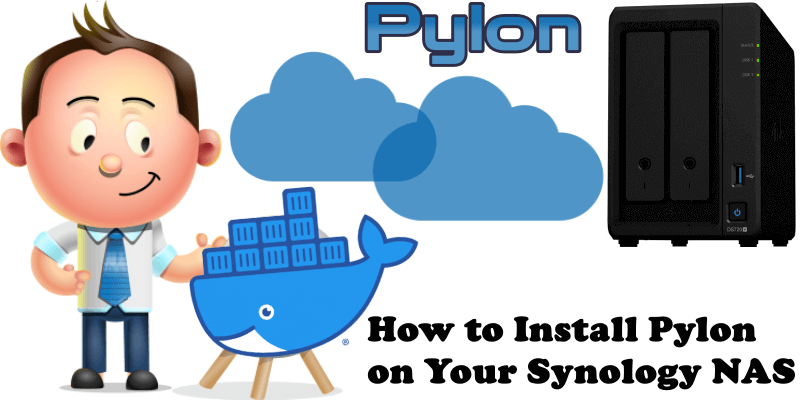 How to Install Pylon on Your Synology NAS