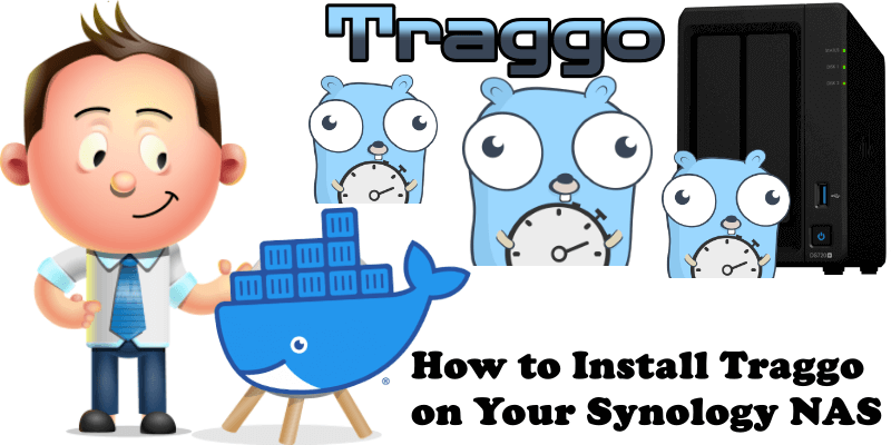 How to Install Traggo on Your Synology NAS