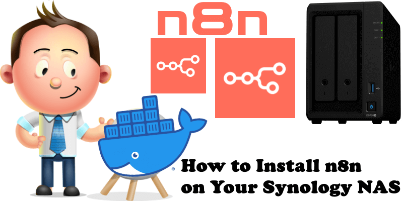 How to Install n8n on Your Synology NAS
