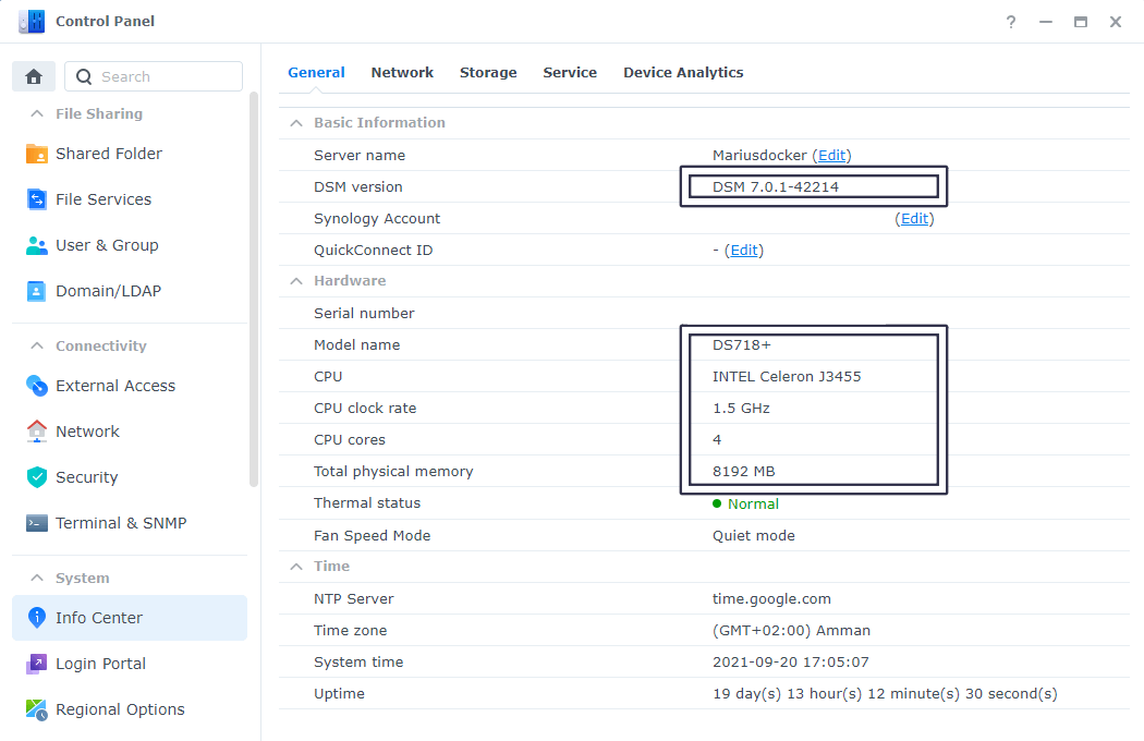 Synology Installing All The Packages 2