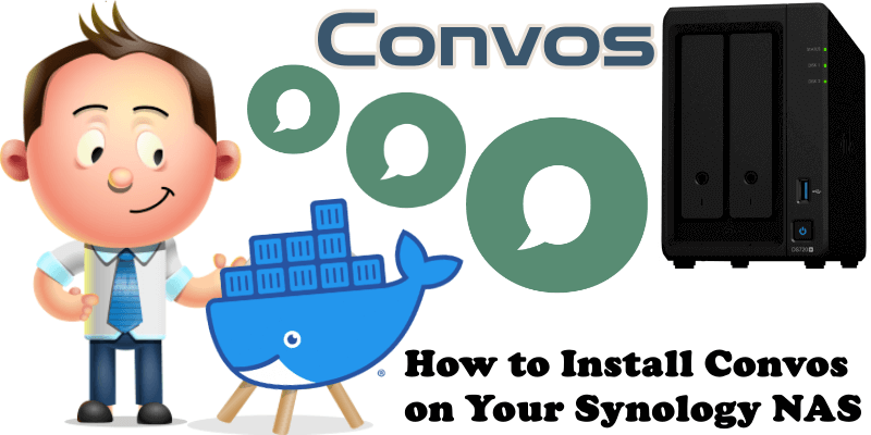 How to Install Convos on Your Synology NAS