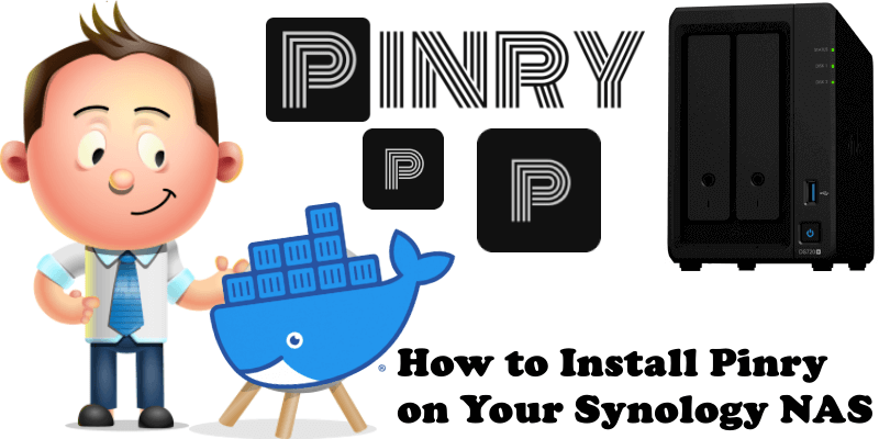How to Install Pinry on Your Synology NAS