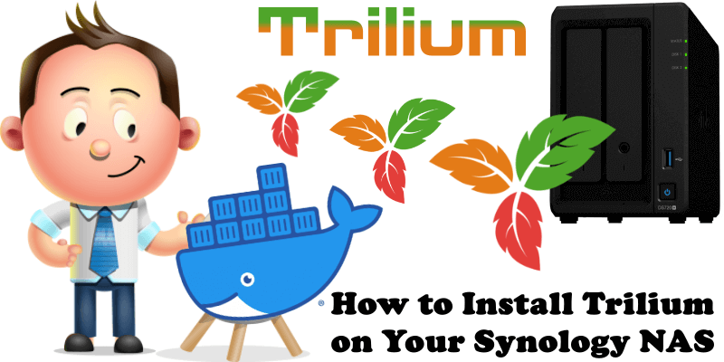 How to Install Trilium on Your Synology NAS